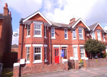Thumbnail 3 bed end terrace house to rent in Manifold Road, Eastbourne