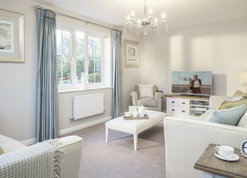 "Thumbnail 3 bed semi-detached house for sale in ""Morpeth"" at Walnut Close, Keynsham, Bristol"