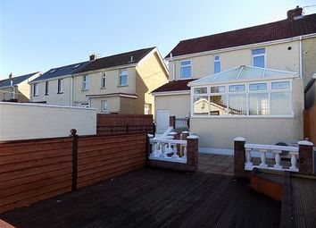 Thumbnail 3 bed semi-detached house for sale in Vincent Avenue, Nantyglo