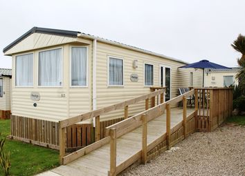 Thumbnail 2 bed mobile/park home for sale in Seaview Holiday Park, Sennen