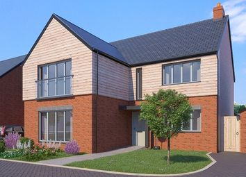 Thumbnail 5 bedroom detached house for sale in The Newman, Greenspire, Clyst St Mary, Exeter, Devon