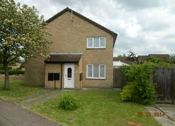 Thumbnail 1 bed end terrace house to rent in Stonefield, Bar Hill