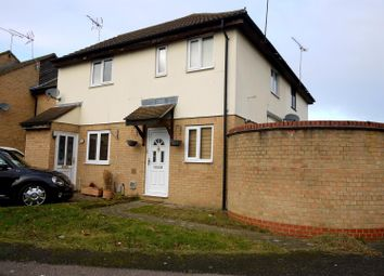 Thumbnail 1 bed end terrace house to rent in Jacksons Drive, Cheshunt, Waltham Cross