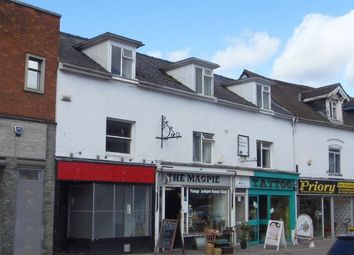 Thumbnail 3 bed flat to rent in Commercial Road, Hereford