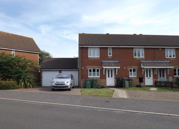 Thumbnail 3 bedroom end terrace house to rent in Kettle Drive, Hawkinge, Folkestone