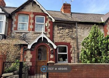 Thumbnail 2 bed terraced house to rent in Plas Newydd Buildings, Abergele
