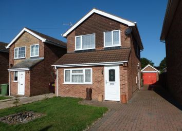 Thumbnail 3 bedroom detached house to rent in Grounds Way, Coates, Peterborough