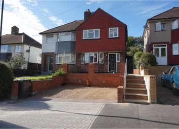 Thumbnail 3 bedroom semi-detached house for sale in Cotton Hill, Bromley