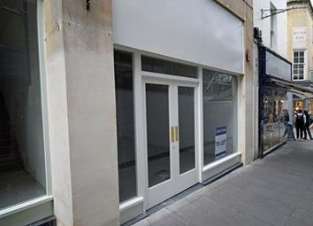 Thumbnail Retail premises to let in 18 Union Passage, Bath, Somerset