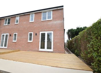 Thumbnail 3 bed semi-detached house for sale in Rear Of 66 Batley Road, Batley Road, Wakefield, West Yorkshire