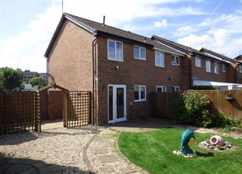 Thumbnail 2 bedroom end terrace house to rent in Kestrel View, Weymouth, Dorset