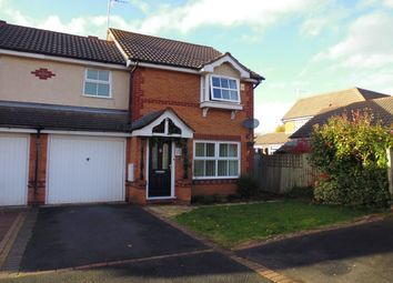 Thumbnail 3 bedroom detached house to rent in Bridgnorth Row, Berkeley Beverborne, Worcester
