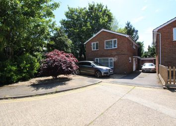 Thumbnail 4 bed detached house to rent in Winston Close, Hitchin