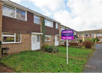 Thumbnail 3 bed terraced house for sale in Stapleford Close, Romsey