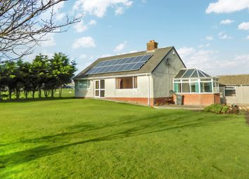 Thumbnail 3 bed detached bungalow for sale in Dale Croft, Stubble Green, Drigg, Cumbria