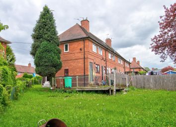 Thumbnail 3 bed terraced house for sale in Wareham Close, Nottingham