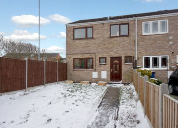 Thumbnail 3 bed end terrace house for sale in Barnbridge, Tamworth