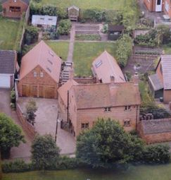 Thumbnail 4 bed detached house for sale in Main Street, Norton Juxta Twycross, Atherstone