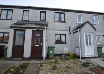 Thumbnail 2 bed terraced house for sale in Bowling Green Court, Hayle, Cornwall