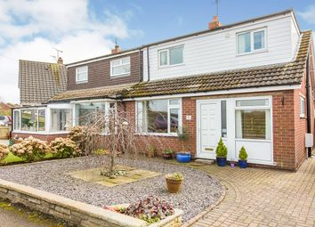 Thumbnail 3 bed bungalow for sale in Cookesmere Lane, Sandbach, Cheshire