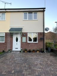 Thumbnail 2 bed terraced house to rent in Pant Yr Helyg, Fforestfach, Swasea
