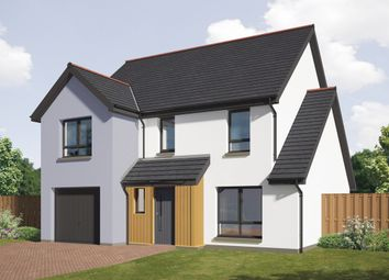 Thumbnail 4 bed detached house for sale in 1 Nethergray Entry, Dykes Of Gray, Dundee