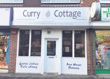 Thumbnail Restaurant/cafe for sale in 485 Ringwood Road, Ferndown