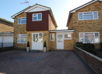 Thumbnail 3 bed link-detached house for sale in Raleigh Close, Eastbourne