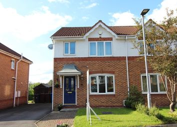 Thumbnail 3 bed semi-detached house to rent in Burrs Lea Close, Bury