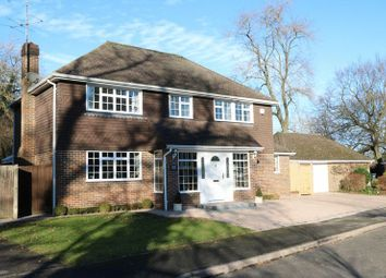 Thumbnail 5 bedroom detached house for sale in Willow Chase, Hazlemere, High Wycombe