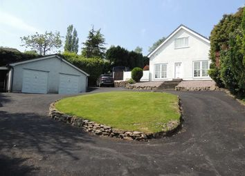 Thumbnail 4 bed detached house for sale in Strines Road, Marple, Stockport