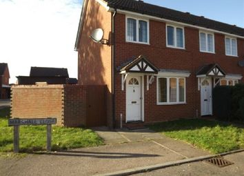 Thumbnail 2 bedroom end terrace house to rent in Marshall Close, Kesgrave, Ipswich