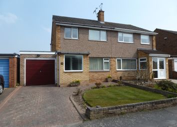 Thumbnail 3 bed semi-detached house to rent in Whitecroft Road, Great Sutton, Ellesmere Port