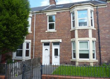 Thumbnail 2 bed flat for sale in Fourth Avenue, Heaton, Newcastle Upon Tyne