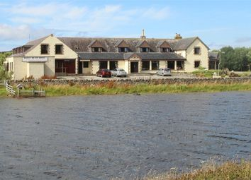 Thumbnail Commercial property for sale in Doune Braes Hotel, Carloway, Western Isles, Scotland
