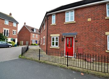 Thumbnail 3 bed semi-detached house to rent in Persimmon Gardens, Cheltenham