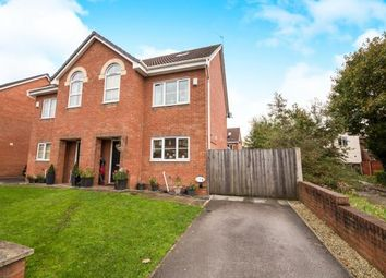 Thumbnail 3 bed semi-detached house for sale in Blantyre Avenue, Worsley, Manchester, Greater Manchester