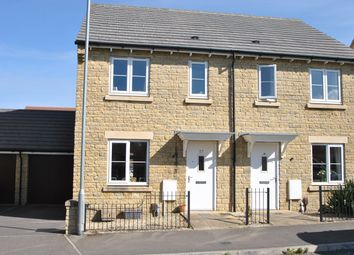 Thumbnail 3 bed semi-detached house for sale in Sanderling Way, Bishops Cleeve, Cheltenham