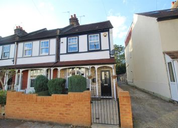 Thumbnail 3 bedroom end terrace house for sale in Percival Road, Enfield