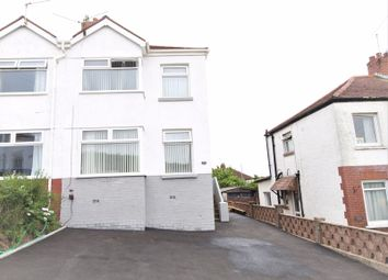 Thumbnail 3 bed semi-detached house for sale in Northlands, Rumney, Cardiff