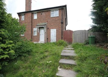 Thumbnail 2 bed flat for sale in Spurling Road, Burtonwood, Warrington