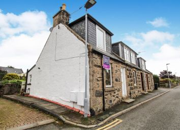 Thumbnail 1 bedroom end terrace house for sale in Cowgate, Oldmeldrum, Inverurie