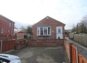 Thumbnail 2 bed bungalow to rent in Hall Lane, Chapelthorpe, Wakefield