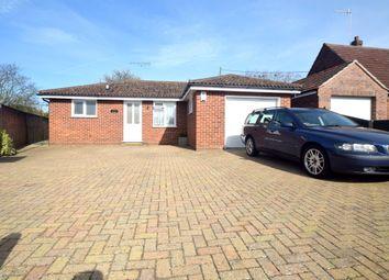 Thumbnail 3 bedroom detached bungalow for sale in Spooners Lane, Hadleigh, Ipswich