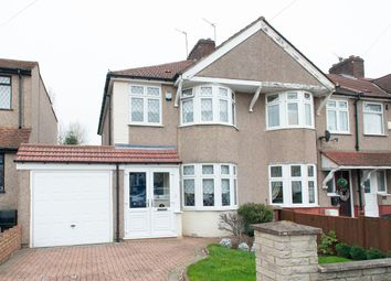 Thumbnail 3 bed end terrace house for sale in The Green, Welling