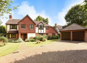 Thumbnail 5 bed detached house for sale in Tall Trees Close, Emerson Park