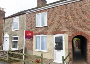 Thumbnail 2 bed terraced house for sale in 8 Boston Road, Kirton, Boston, Lincs