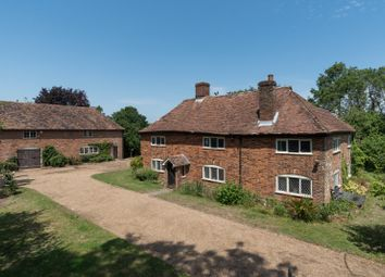 The Street, Molash, Canterbury, Kent CT4. 5 bed detached house