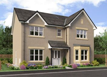 "Thumbnail 4 bed detached house for sale in ""Kennaway"" at Dalkeith"