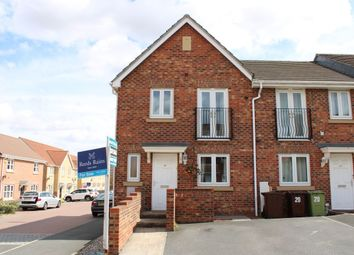 Thumbnail 3 bed terraced house for sale in Kilner Way, Hightown, Castleford